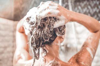 натуральные шампуни
