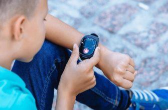 смарт часы для ребенка