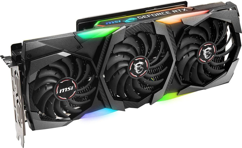 MSI GeForce RTX 2070 SUPER GAMING 8GB