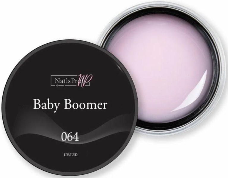 NailsProfi Baby Boomer Gel 064 - 15