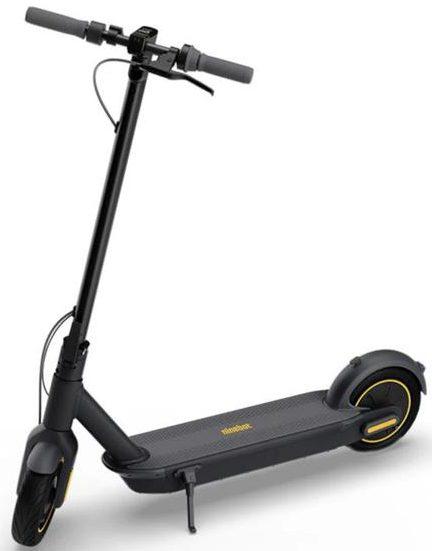 Ninebot KickScooter Max G30, черный