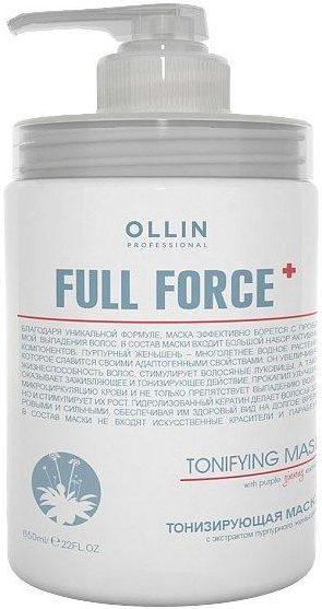 OLLIN Professional Full Force Тонизирующая с экстрактом пурпурного женьшеня