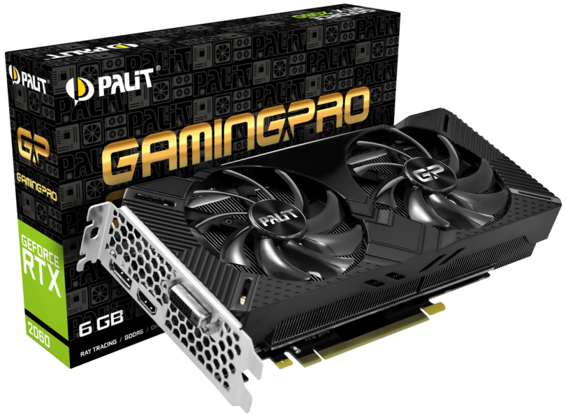 Palit GeForce RTX 2060