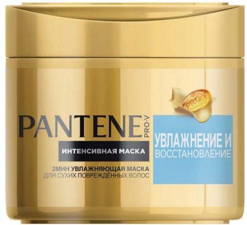 Pantene Увлажнение и восстановление Интенсивная маска, 300 мл