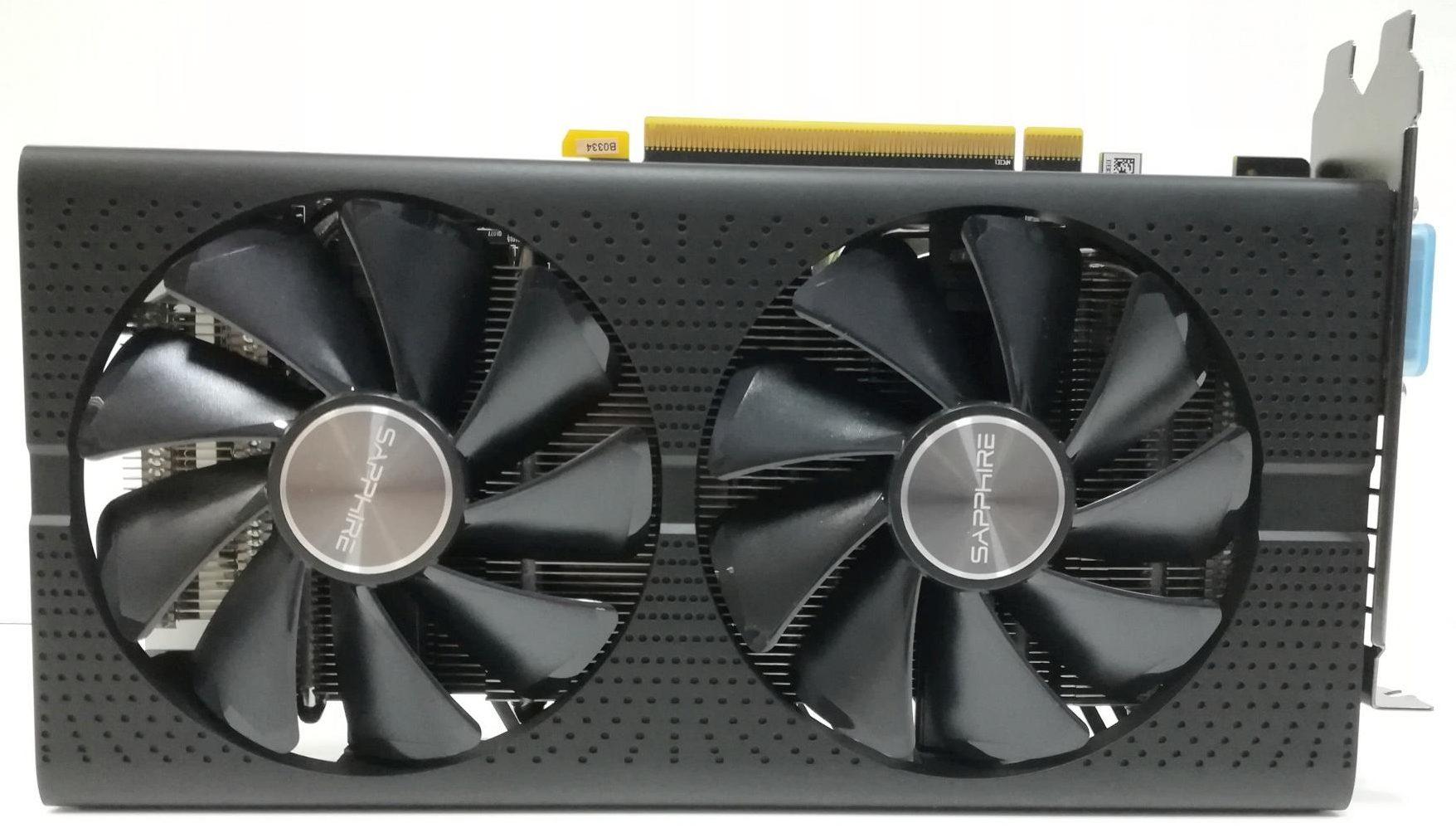 Radeon RX 580 1366MHz