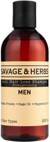 Savage&Herbs с провитаминами В3,B5
