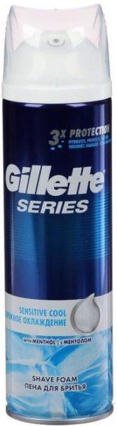 Series Sensitive Cool охлаждающая Gillette