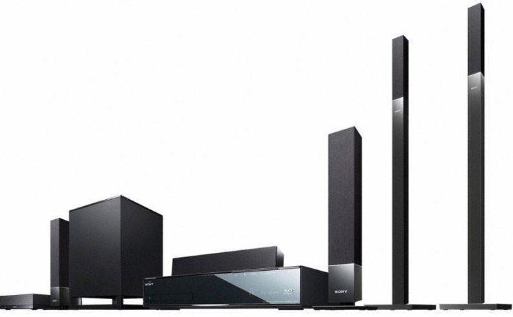 Sony BDV-IZ1000W