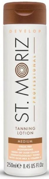 St.Moriz Professional Tanning Lotion Medium