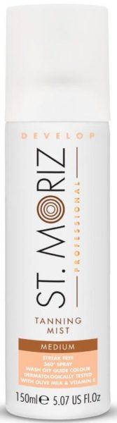 St.Moriz Professional Tanning Mousse Medium