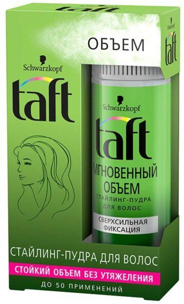 Taft Объем и свежесть