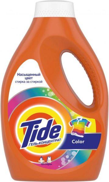 Tide Color