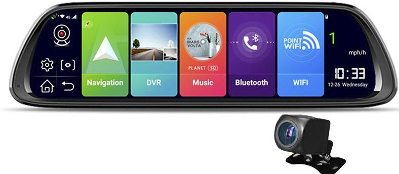 TrendVision aMirror 12 Android PRO