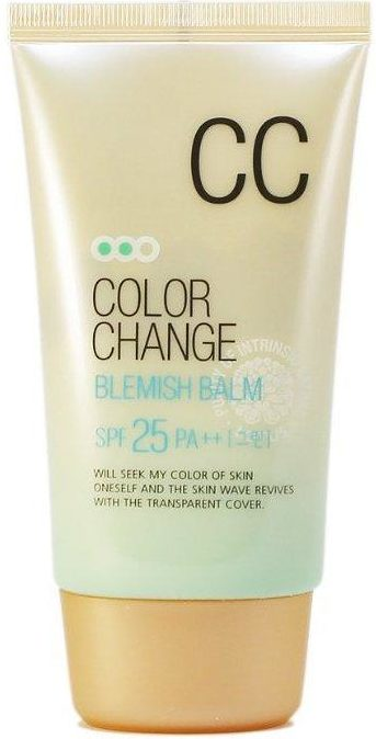 Welcos CC крем Color Change SPF 25, 50 мл
