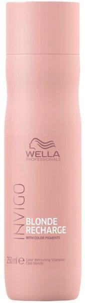 Wella Professionals Invigo Blonde Recharge для холодных светлых оттенков