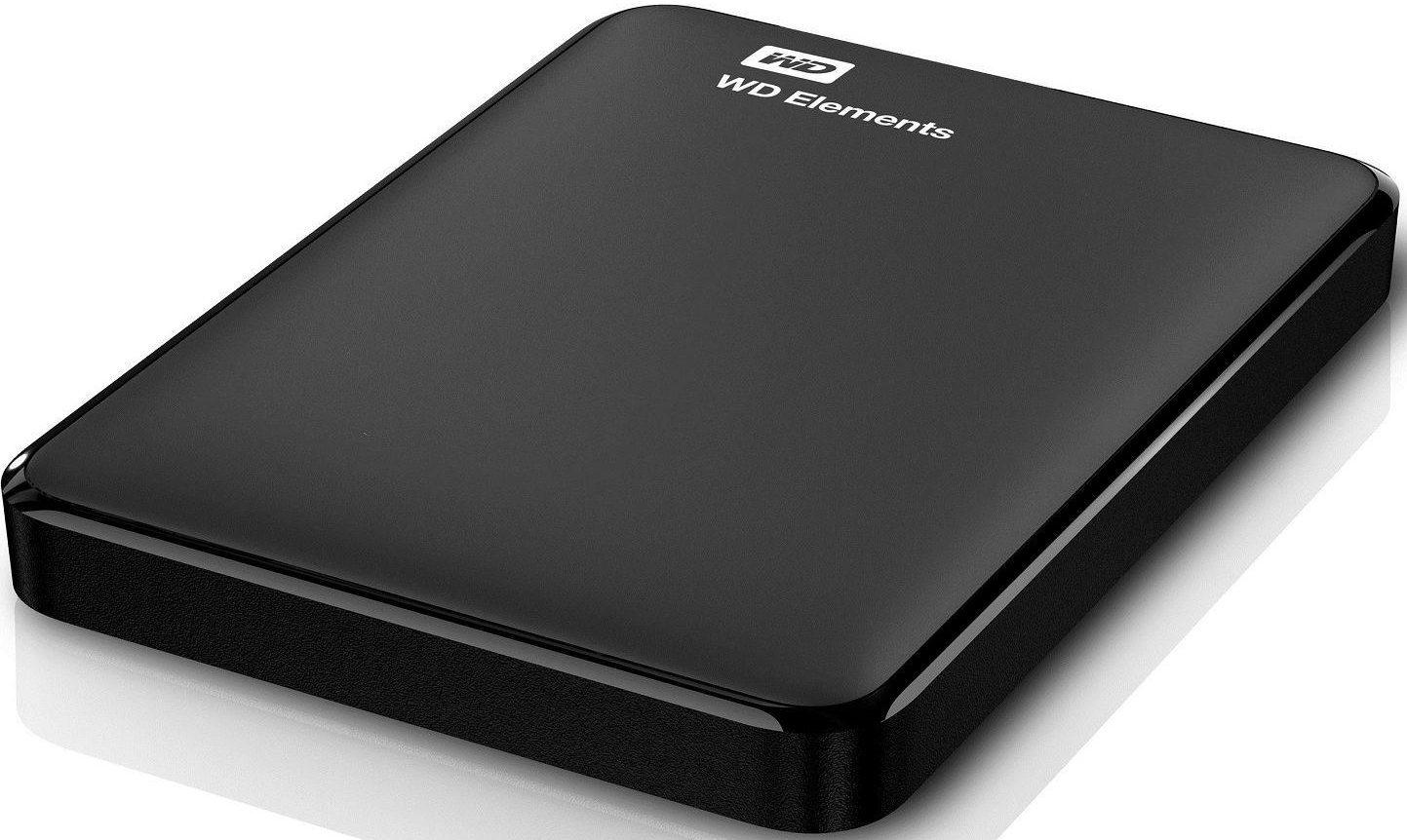 Western Digital WD Elements Portable 500 ГБ