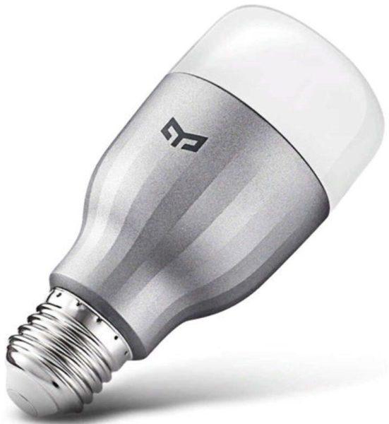 Xiaomi Mi LED Smart Bulb (MJDP02YL), E27, 10Вт