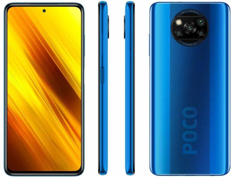 Xiaomi Poco X3 NFC 6 64GB