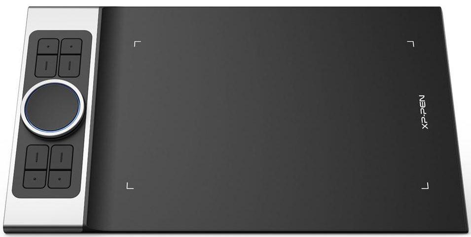 XP-PEN Deco Pro Medium Black and Silver