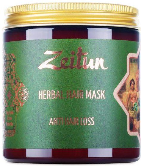 Zeitun Фито-маска с грязью Мертвого моря и амлой